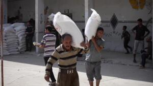 Mosul recibe su primer envío de ayuda del CICR
