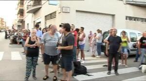 Los Mossos d'Esquadra registran un locutorio en Ripoll y un piso en Vilafranca del Penedés