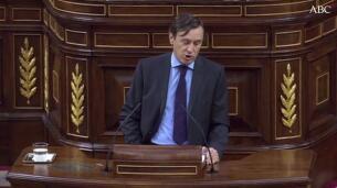 Rafael Hernando ataca al PSOE y a Podemos
