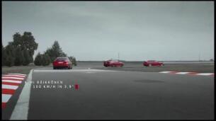 Alfa Romeo Giulia y tres campeones
