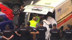 El Congreso rinde homenaje a Blas Gámez, el policía fallecido en Valencia mientras perseguía al sospechoso del 'crimen de la maleta'