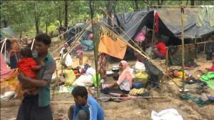 Llegan a Bangladesh más de 400.000 rohingyas que huyen de la limpieza étnica en Birmania