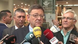 Puig pide a Bonig que reconsidere su posición sobre la marcha por la financiación