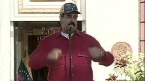 """Maduro condena el discurso de Trump, """"el nuevo Hitler de la política internacional"""""""
