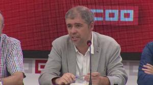 """CCOO pide crear """"escenarios de negociación"""" en Cataluña"""