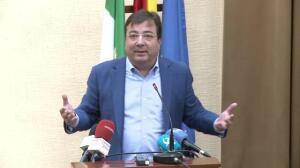Fernández Vara sobre situación en Cataluña