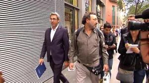 En libertad Pau Furriol, propietario de la nave con las papeletas del referéndum del 1-0