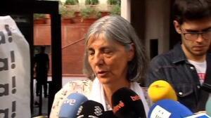 Natalia Garriga, en libertad con cargos
