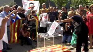La web del referéndum ya informa a los catalanes de cómo y dónde pueden votar el 1 de octubre