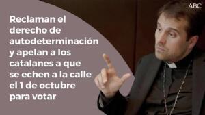 Trescientos curas independentistas llaman a los catalanes a rebelarse contra el Estado