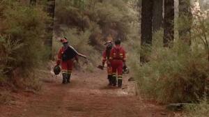 Encuentran muerta a una mujer en el incendio de Gran Canaria