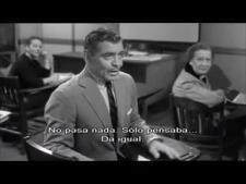 Escena de la película 'Enséñame a querer', protagonizada por Clark Gable