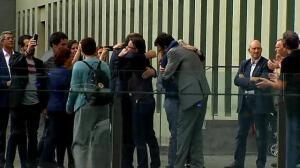 Libertad con cargos para todos los detenidos por los preparativos del 1-O