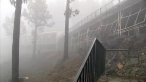 Estabilizado el incendio de Gran Canaria