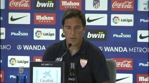 """Berizzo: """"El gol nos afecta e inclina el partido a su favor"""""""