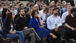 """Ada Colau a Pedro Sánchez: """"La responsabilidad de Estado hoy es escuchar a Cataluña"""""""