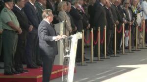 """Zoido afirma que se """"restablecerá la normalidad"""" en Cataluña"""