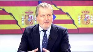 """Méndez de Vigo: """"El rey hace muchas cosas hacia fuera y hará muchas otras hacia dentro que deben quedar ahí"""""""