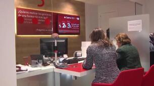 Santander aumenta su objetivo de rentabilidad para 2018