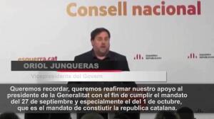 Menos de 48 horas para la respuesta de Puigdemont a Rajoy