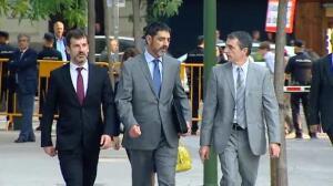 Trapero vuelve a la Audiencia Nacional