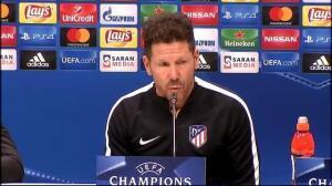 "Saúl: ""El partido de mañana va a ser muy complicado"""