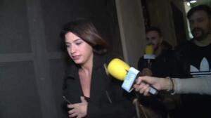 Ares Teixidó huye de la prensa tras la exclusiva