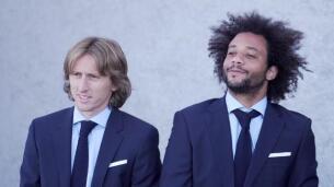 Hugo Boss vestirá de nuevo a la plantilla del Real Madrid