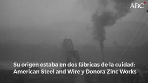 La niebla asesina de Donora