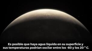 Descubren «cerca» un planeta templado similar a la Tierra