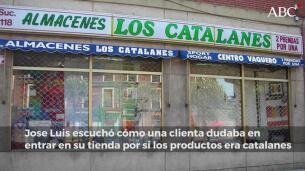 El boicot a los productos de Cataluña