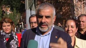 """Lluvia de críticas a la expresidenta del Parlament Núria De Gispert por """"mandar a Cádiz"""" a Inés Arrimadas"""