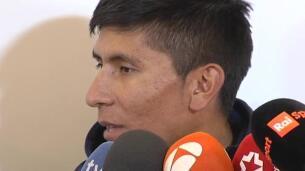 El Movistar presenta el equipo para 2018 con Nairo, Valverde y Landa como líderes