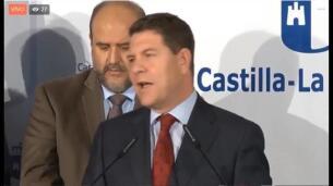 Page valora la situación política en Cataluña