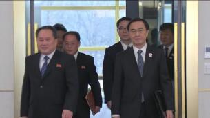 Corea del Norte enfatiza la importancia de la reconciliación