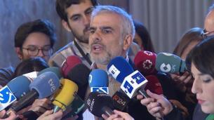 Cs avisa de que Torrent no se puede reunir con Puigdemont
