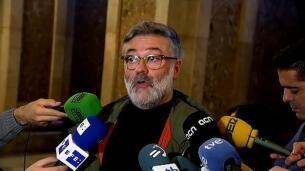 La CUP reconoce a Puigdemont como presidente legítimo de Cataluña