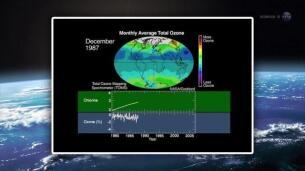 La capa de ozono sigue adelgazando en latitudes medias