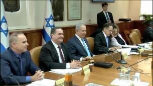 Netanyahu, acusado de estar involucrado en dos casos de corrupción y cohecho