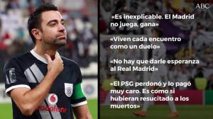 La obsesión enfermiza de Xavi contra el Madrid y Cristiano