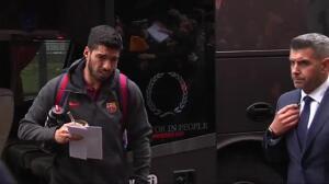 El FC Barcelona ya está en Londres