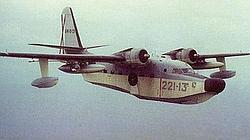 Avión Grumman-Albatros