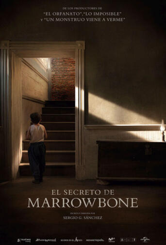 El Secreto De Marrowbone 2017 Pelicula Play Cine