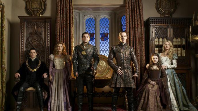 Los Tudor 3x07 - Capítulo 7 Temporada 3 - PLAY Series