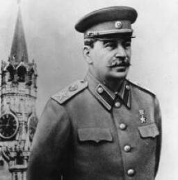Stalin, en 1935
