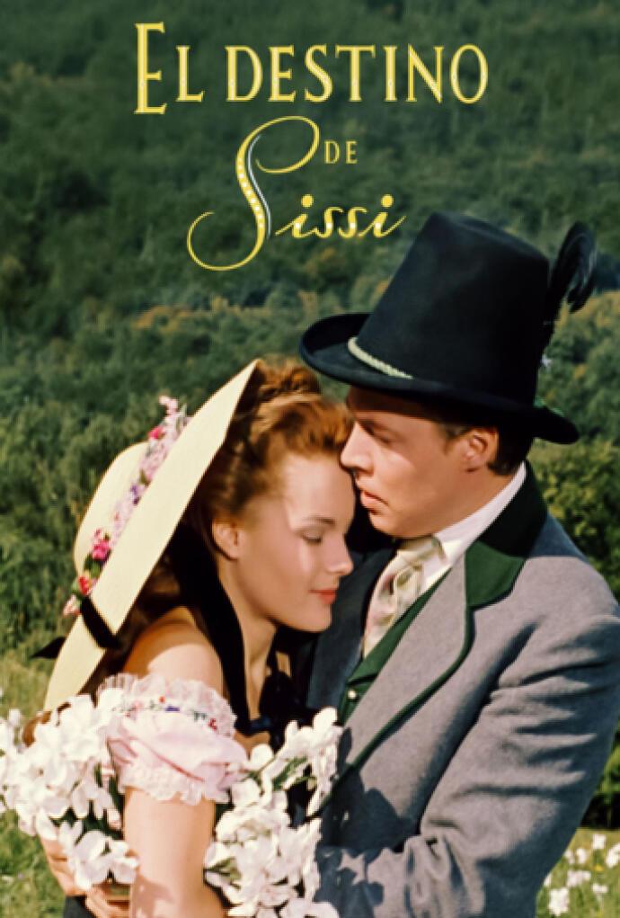 El Destino De Sissí 1957 Película Play Cine