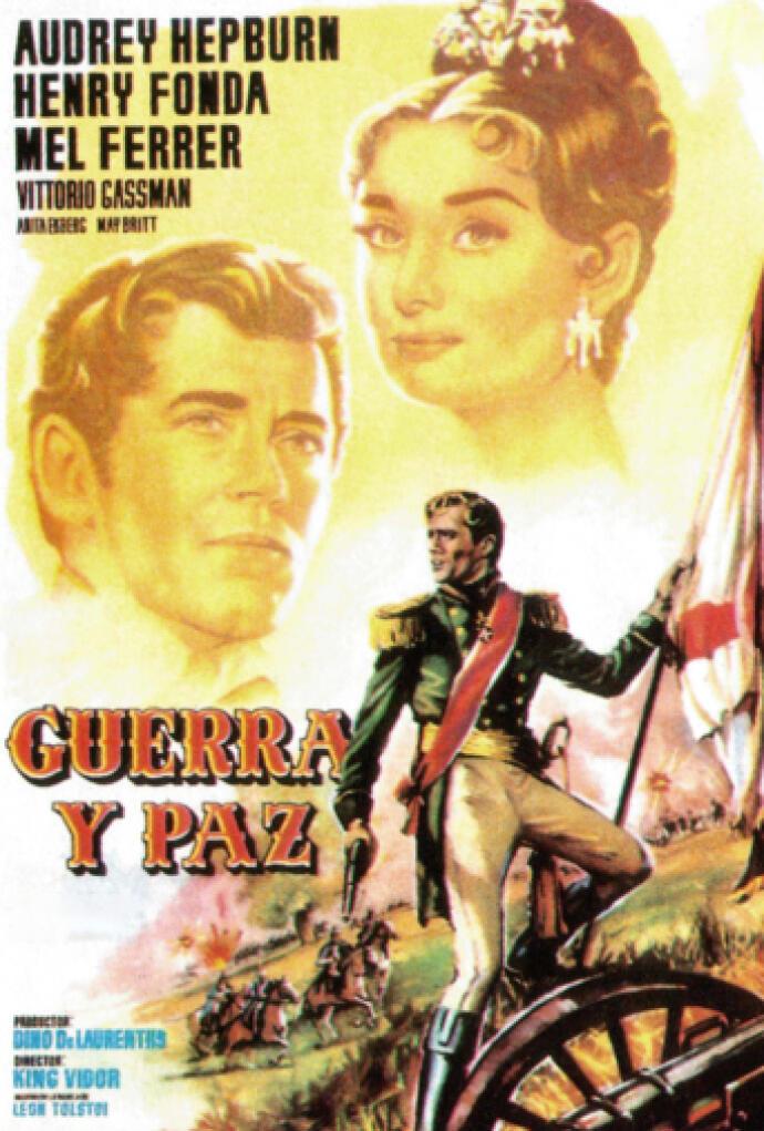 Guerra Y Paz 1956 Película Play Cine