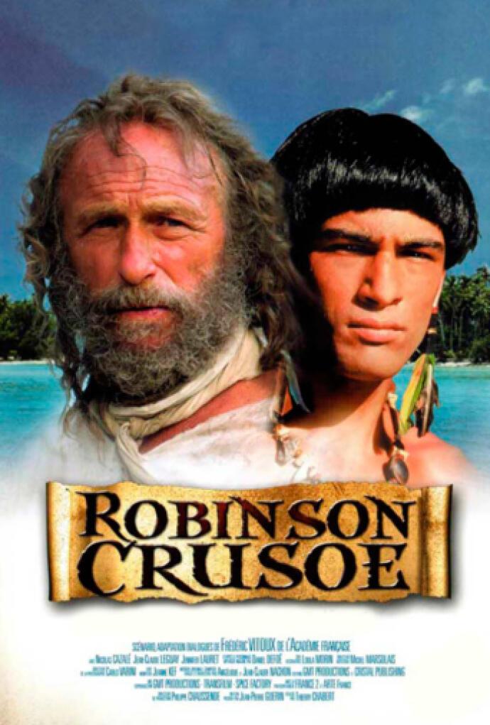 Robinson Crusoe 2003 Película Play Cine