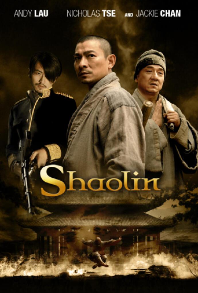 Shaolin 2011 Película Play Cine