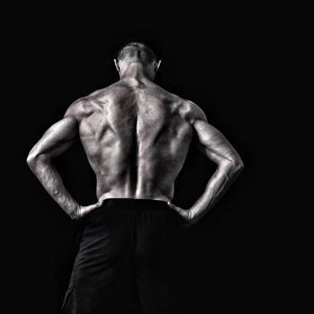 La espalda es la que más beneficiada resulta del trabajo del core